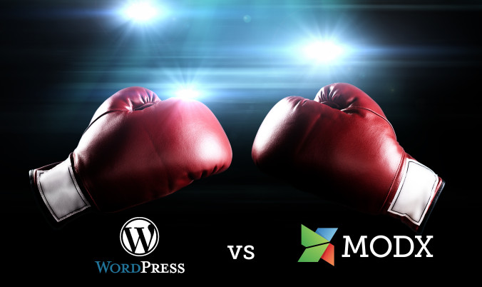 WordPress vs. MODX: A Head-to-Head Comparison
