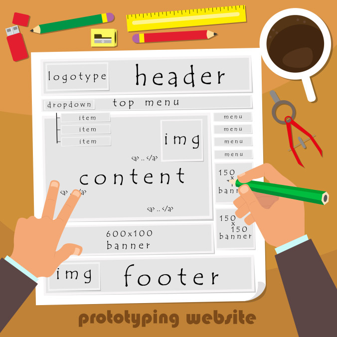 Try Before You Buy: Website Prototyping