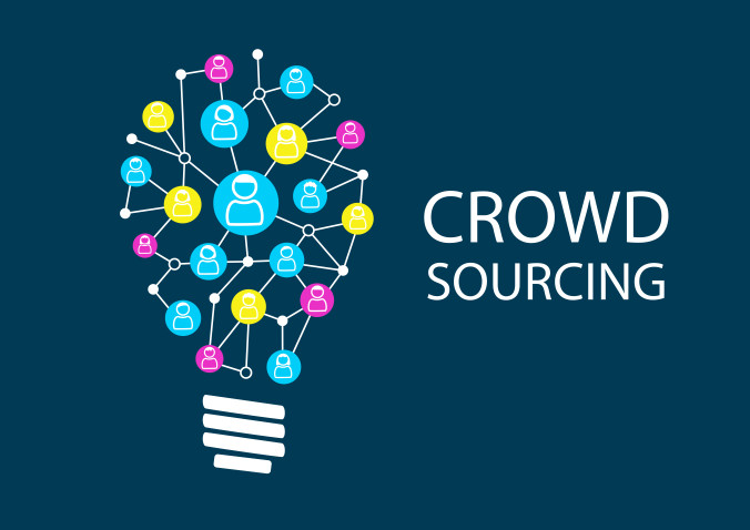 Image result for crowdsourcing